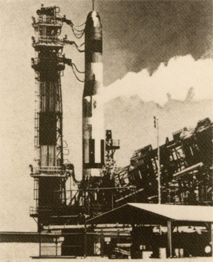 Since 1956, BAUER compressors are in operation at Cape Canaveral.